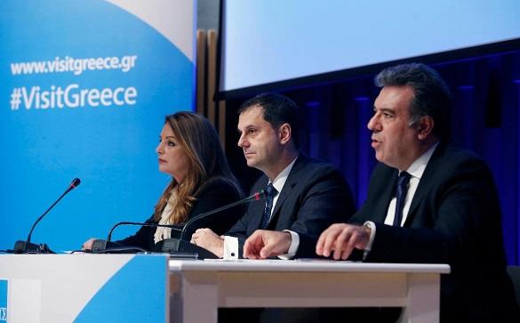 Οι στρατηγικοί στόχοι του ελληνικού τουρισμού για το 2020