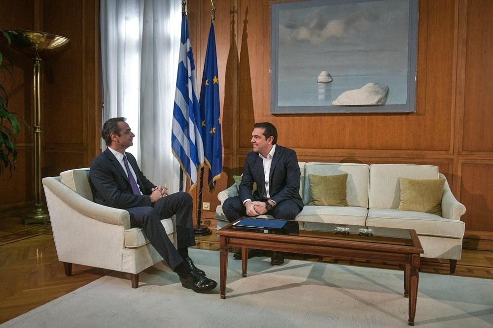Τσίπρας – Μητσοτάκης: Διαφώνησαν σε όλα