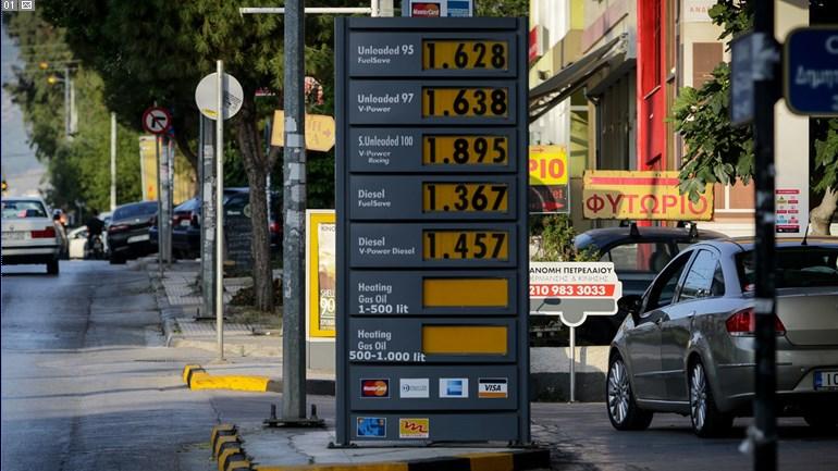 Πού οφείλεται η μικρή αύξηση στην τιμή της βενζίνης – Καμία ένδειξη και πρόβλεψη για σημαντικές αυξήσεις
