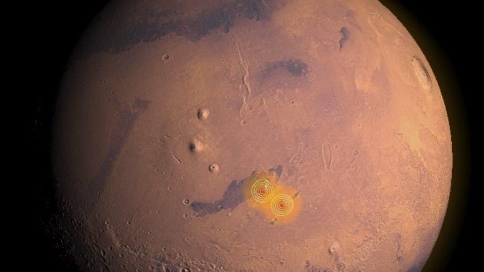 Συγκλονιστικά ευρήματα από τη NASA: Σεισμικά ενεργός ο πλανήτης Άρης