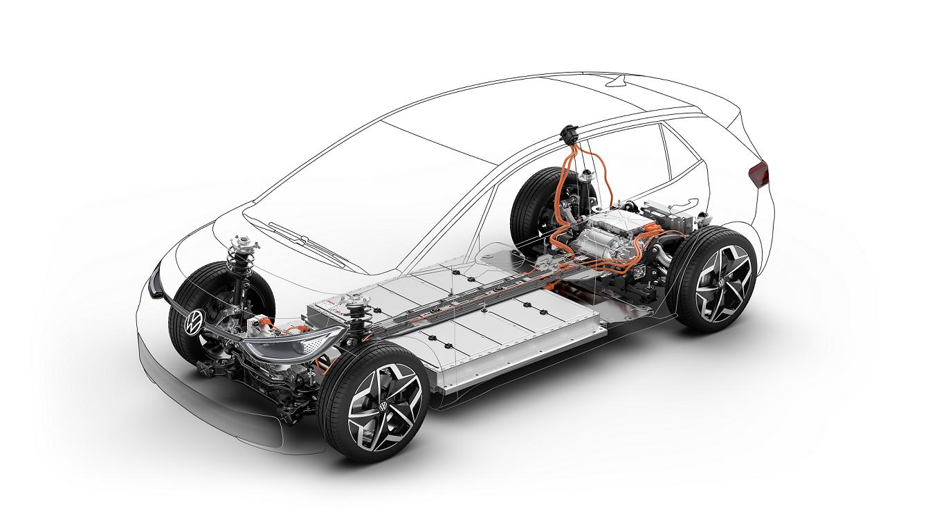 Οι μπαταρίες του Volkswagen Group με αυτονομία 290 χιλιομέτρων με φόρτιση μόλις 30′