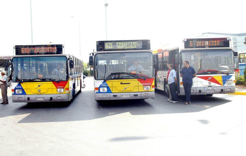 Θεσσαλονίκη: Ούτε 300 λεωφορεία ΟΑΣΘ στον δρόμο – Βελτίωση τον Ιούνιο
