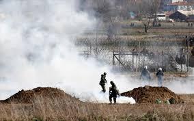 Έβρος: Νέα ένταση στα σύνορα – Συνεχείς απόπειρες εισόδου στη χώρα