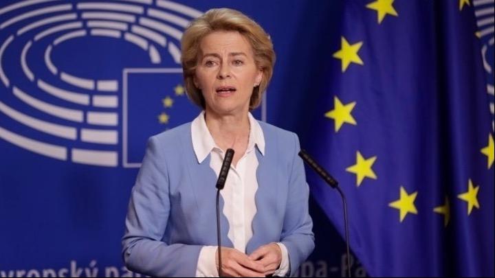 Φον ντερ Λάιεν: «Ο ευρωπαϊκός προϋπολογισμός πρέπει να είναι το Σχέδιο Μάρσαλ για την Ευρώπη»