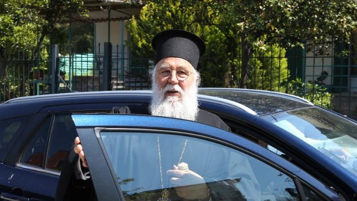 Κέρκυρα: Στις 25 Μαΐου η δίκη του μητροπολίτη Νεκτάριου,που επέτρεψε σε πιστούς να μεταλάβουν