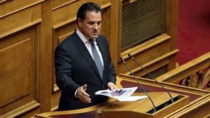 Α. Γεωργιάδης: Πολιτική μας απόφαση η ενίσχυση της ρευστότητας των επιχειρήσεων