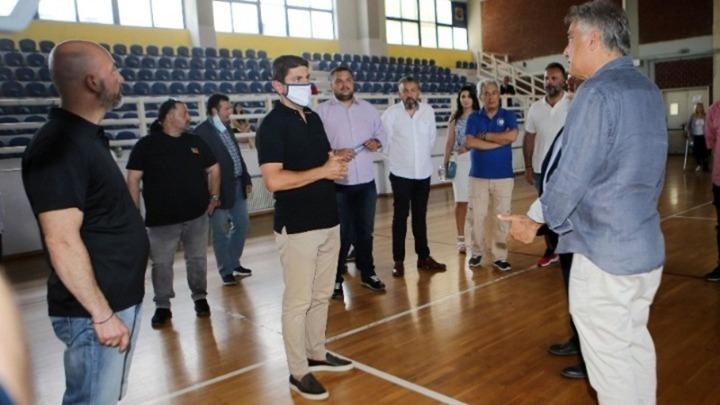 Ολοκληρώθηκε η παραχώρηση των αθλητικών εγκαταστάσεων του Ολυμπιακού Χωριού στο Υφυπουργείο Αθλητισμού