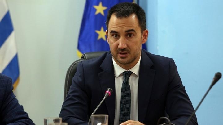 Τηλεδιάσκεψη Αλ. Χαρίτση και Μ. Κάτση με την Ένωση Ενημερωτικών Τηλεοράσεων Ελληνικής Περιφέρειας