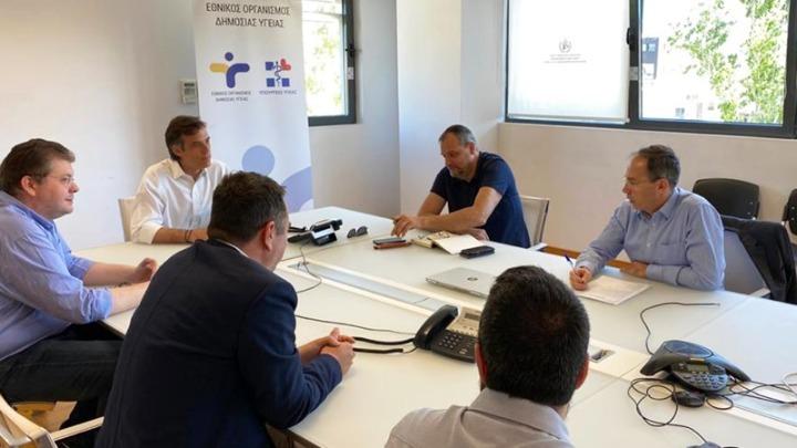 ΓΓΑ: Πρόγραμμα δειγματοληπτικών ελέγχων σε αθλητές και αθλούμενους, σε συνεργασία με τον ΕΟΔΥ