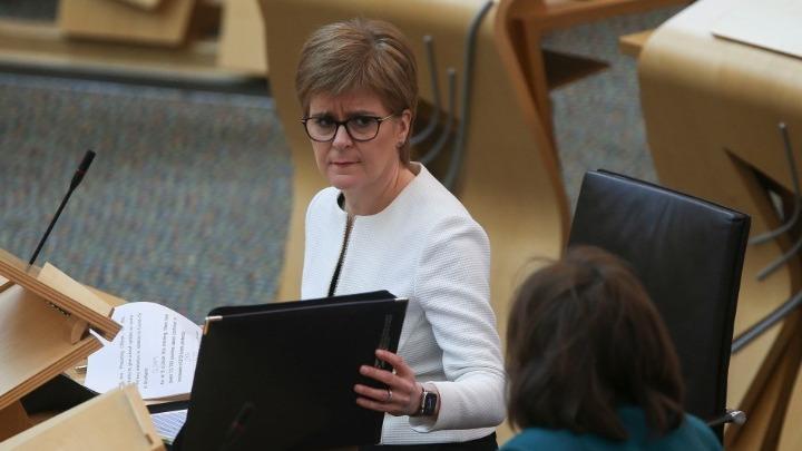 Νέα χαλάρωση των περιορισμών του lockdown στη Σκοτία