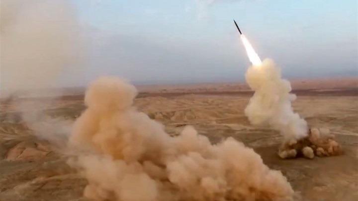 Ιράν: Βαλλιστικοί πύραυλοι εκτοξεύθηκαν από υπόγειο σημείο για πρώτη φορά