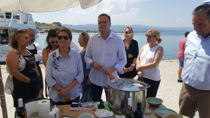 Γαστρονομικός τουρισμός: Συμμαχία τουριστικών επαγγελματιών και παραγωγών στη Χαλκιδική