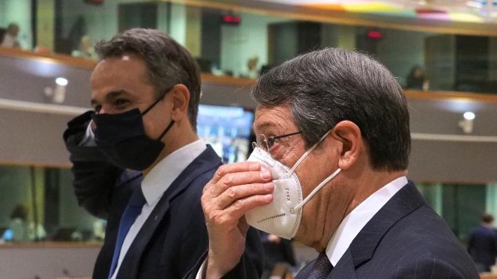 Τις σχέσεις με την Τουρκία έθεσαν Μητσοτάκης και Αναστασιάδης στη Σύνοδο Κορυφής