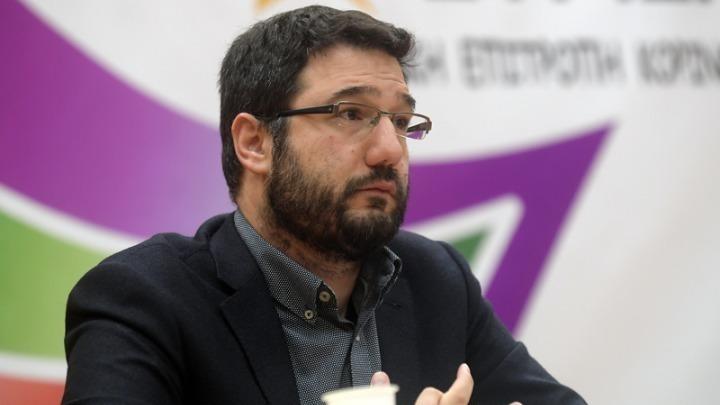 N. Ηλιόπουλος: Η κυβέρνηση παίζει τη δημόσια υγεία στα ζάρια