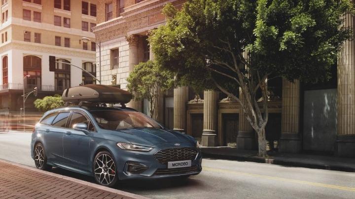 Το Ford Mondeo περνά στην ηλεκτρική εποχή