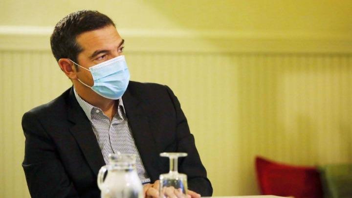 Α. Τσίπρας: Να στηριχθούν οι επιχειρήσεις και οι εργαζόμενοι στην εστίαση