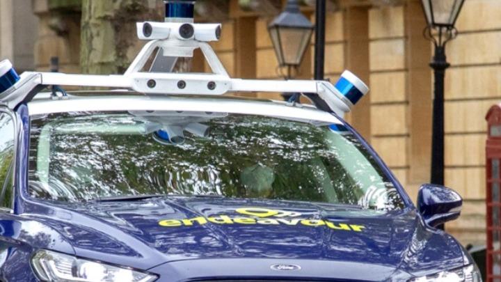 Ξεκίνησαν οι πρώτες δοκιμές των αυτοκινήτων αυτόνομης οδήγησης στους δρόμους της Οξφόρδης