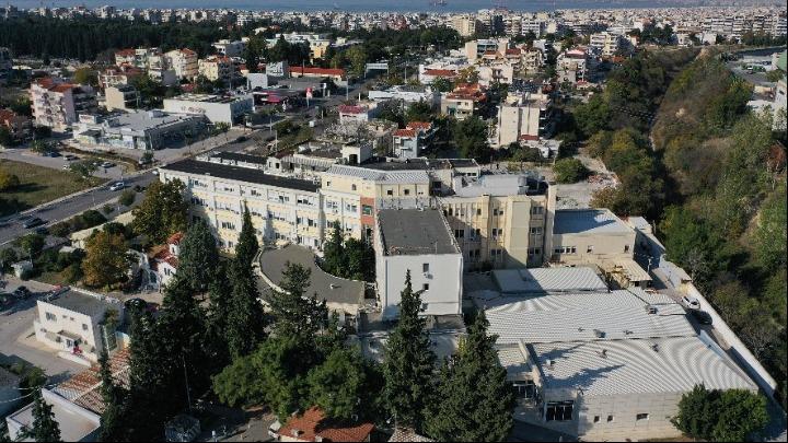 Νοσοκομείο αποκλειστικά για ασθενείς με Covid-19 πλέον ο Άγιος Παύλος