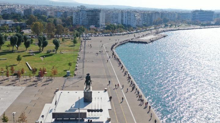 Θεσσαλονίκη: Αυξητική παραμένει η τάση συγκέντρωσης του ιού SARS-CoV-2 στα λύματα
