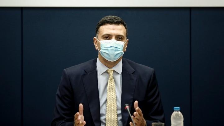 Τηλεδιάσκεψη Β. Κικίλια με διοικητές των Νοσοκομείων Μακεδονίας και Θράκης