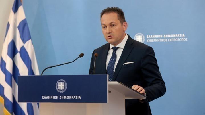 Στ. Πέτσας: Η κυβέρνηση, παρά τις κρίσεις, συνεχίζει τις μεταρρυθμίσεις