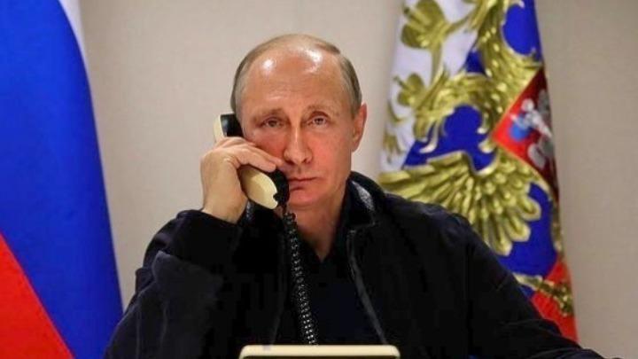 Ο Πούτιν ελπίζει στην επιτυχή συνεργασία με την AstraZeneca για το εμβόλιο