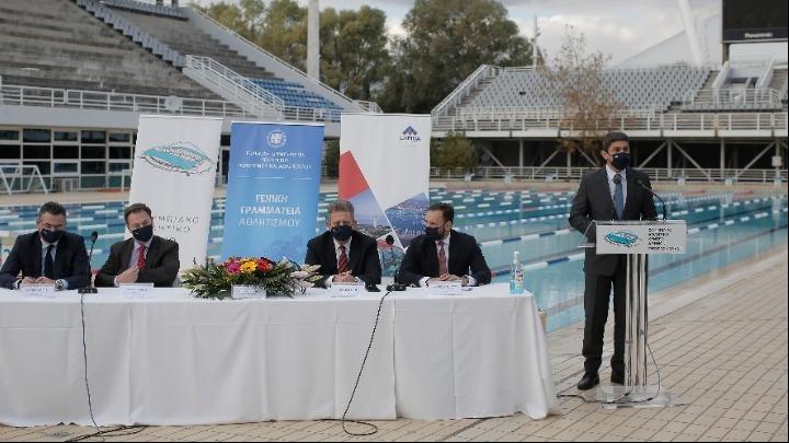 Κατασκευή νέων κολυμβητηρίων και ανακαίνιση των υπαρχόντων