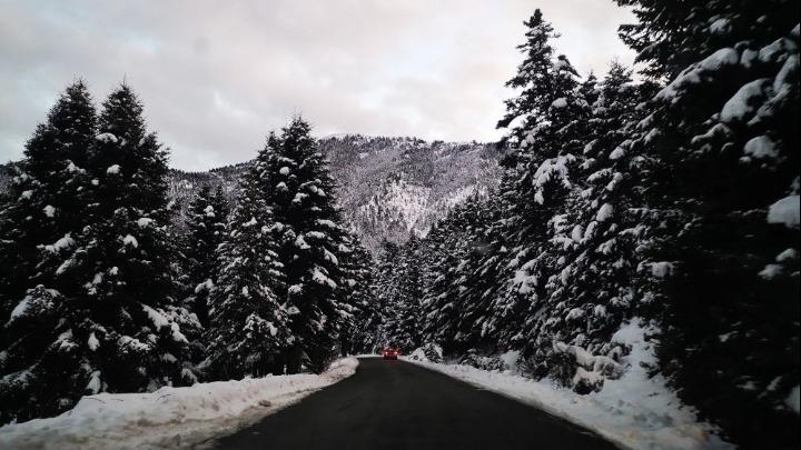 Σε ποια σημεία πρέπει να προσέχουν οι οδηγοί λόγω παγετού στη Β.Ελλάδα