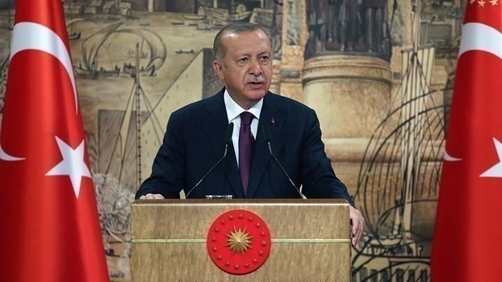 Ερντογάν: «Οι συνομιλίες με την Ελλάδα μπορούν να εγκαινιάσουν μια νέα εποχή»