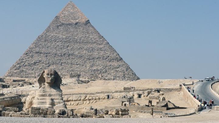 Έτοιμο σε ποσοστό 98% το Μεγάλο Αρχαιολογικό Μουσείο της Γκίζας στο Κάιρο