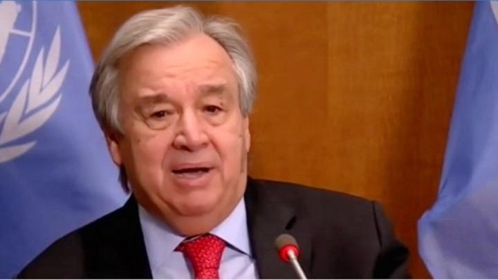 Την κατάρτιση παγκόσμιου σχεδίου εμβολιασμού προτείνει ο γγ των Ηνωμένων Εθνών