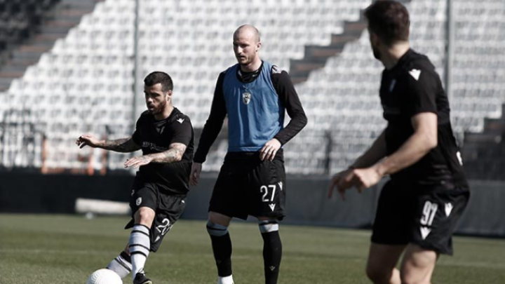 Η αποστολή του ΠΑΟΚ για το ματς στην Τρίπολη