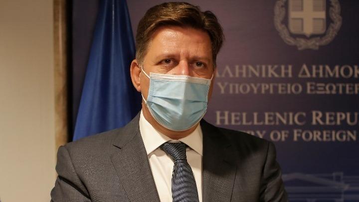 Μ. Βαρβιτσιώτης: Να τρέξει πιο γρήγορα το ευρωπαϊκό πιστοποιητικό εμβολιασμού