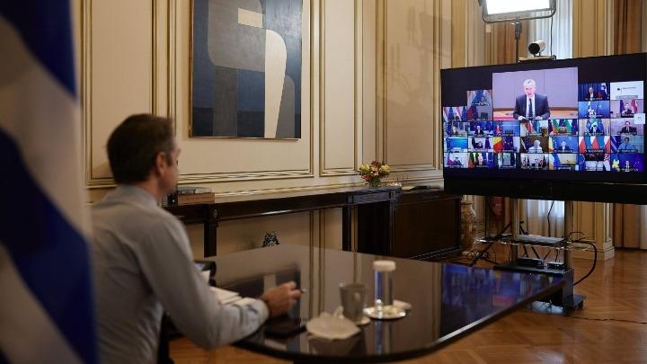Θέματα ασφαλείας, άμυνας και η Νότια Γειτονία στη σημερινή τηλεδιάσκεψη του Ευρωπαϊκού Συμβουλίου