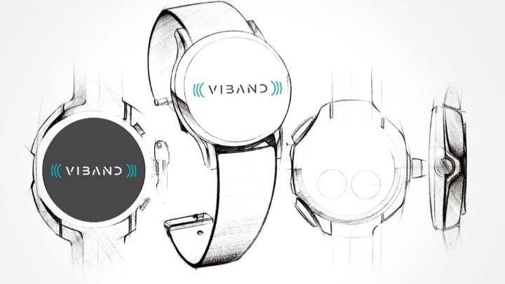 Viband, smartwatch για άτομα με προβλήματα ακοής σχεδίασαν μαθητές