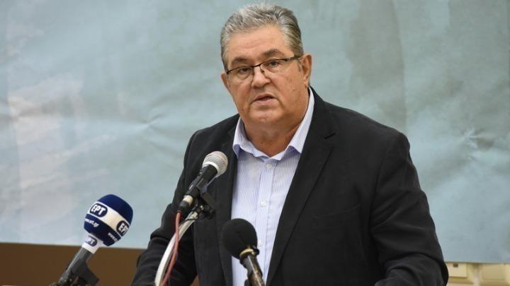 Δ. Κουτσούμπας: Χωρίς καθυστέρηση μέτρα για τον καθαρισμό των δρόμων και την κανονική λειτουργία ΜΜΜ
