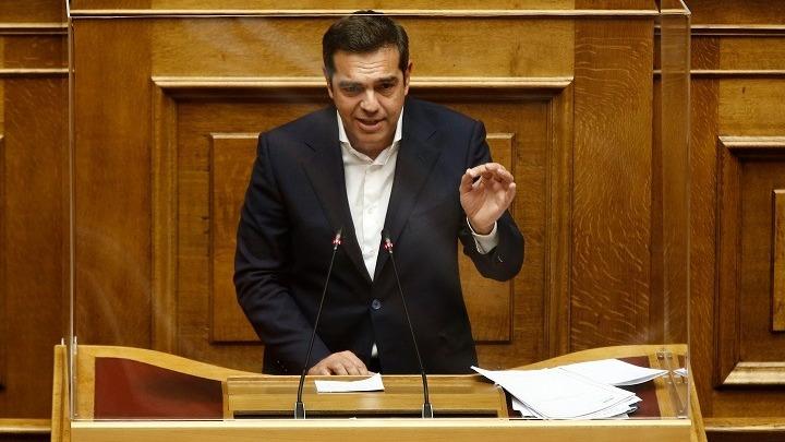 Στον πρόεδρο της Βουλής ο Αλ. Τσίπρας για τις κοινοβουλευτικές εργασίες