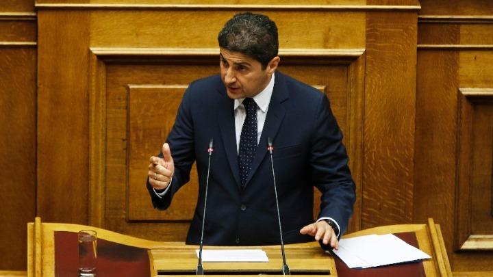 Αυγενάκης στη Βουλή: «Δίνουμε άμεσα λύσεις»
