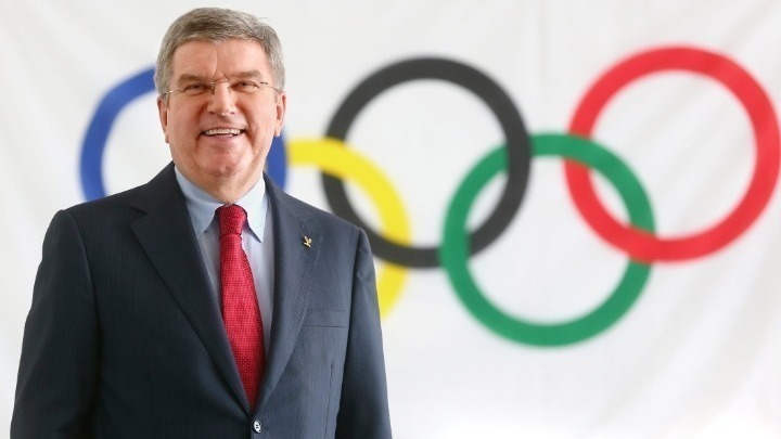 Στην Αθήνα ο πρόεδρος της ΔΟΕ Τόμας Μπαχ