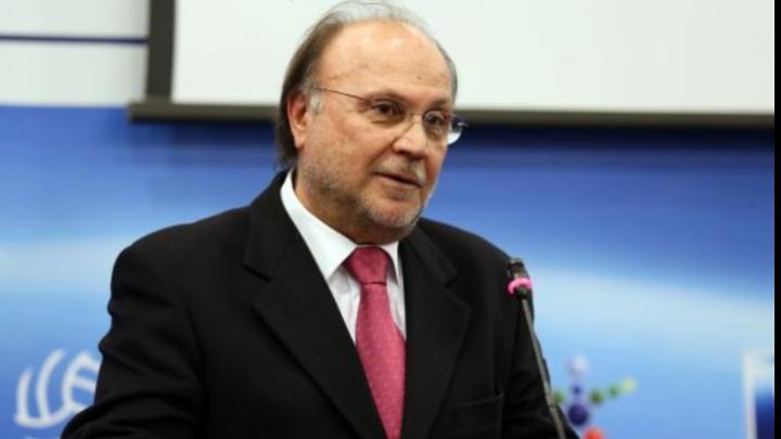Ο Διαθεσόπουλος επισημοποίησε την υποψηφιότητά του για την ΕΟΕ