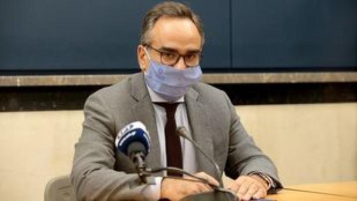 Β. Κοντοζαμάνης: Οι επόμενες 15 μέρες κρίσιμες για το σύστημα υγείας