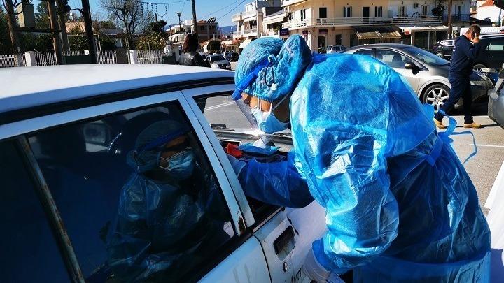 Κορονοϊός: 3.073 κρούσματα, 645 διασωληνωμένοι, 45 θάνατοι