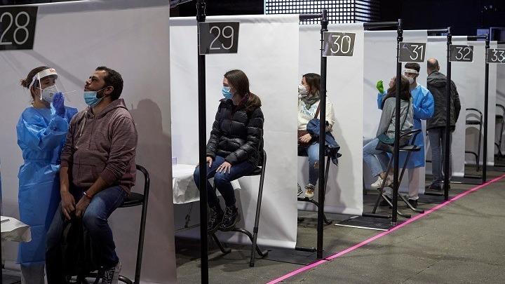 Υπ. Υγείας: Τα κρούσματα κορονοϊού αυξάνονται στις περισσότερες ισπανικές περιοχές