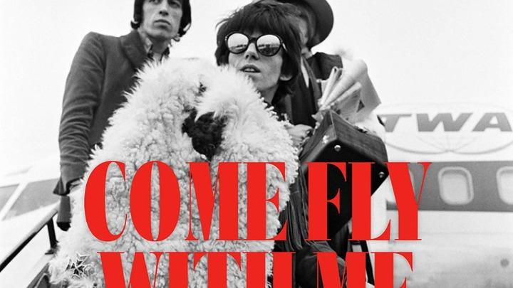 Το βιβλίο της Τζόντι Πέκμαν με φωτογραφίες διάσημων σε αεροδρόμια