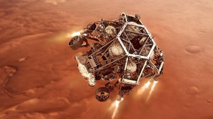 Το ρόβερ Perseverance παρήγαγε για πρώτη φορά οξυγόνο στον Άρη