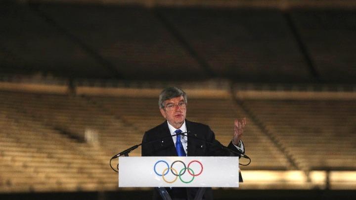 Επίσημη επίσκεψη Μπαχ στο Ολυμπιακό Μουσείο