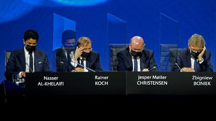 Κοινή δήλωση-καταδίκη των 55 ομοσπονδιών για την European Super League