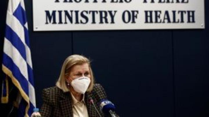 Μ. Θεοδωρίδου: Στην Ελλάδα ένα περιστατικό πιθανής ανεπιθύμητης ενέργειας του εμβολίου της AstraZeneca σε σύνολο 346.000 δόσεων
