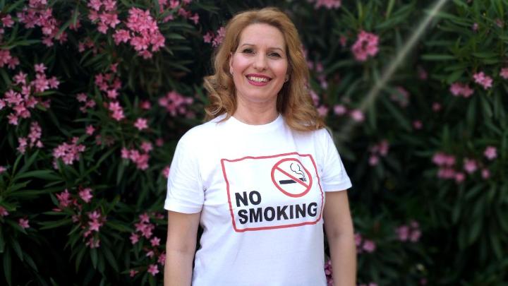 Σ. Τσικρικά: Σημαντική η ενημέρωση σχετικά με τη συσχέτιση του καπνίσματος και τη νόσηση από Covid-19