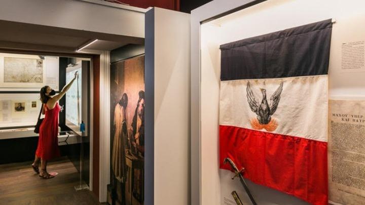 «ΕΠΑΝΑCYΣΤΑΣΗ '21»: Η έκθεση του Εθνικού Ιστορικού Μουσείου σε 12 πόλεις